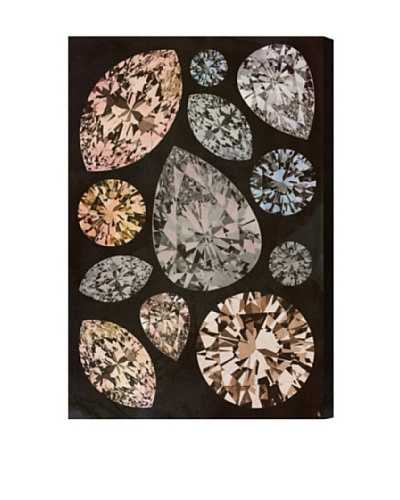 Oliver Gal Autumn Stones Canvas Art
