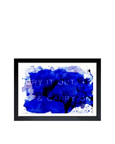 Oliver Gal Carry On Framed Art
