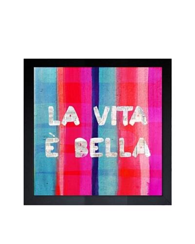 Oliver Gal Vita Bella Framed Giclée Print