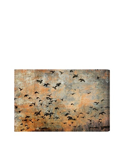Oliver Gal Louisiana Matinee Canvas Art