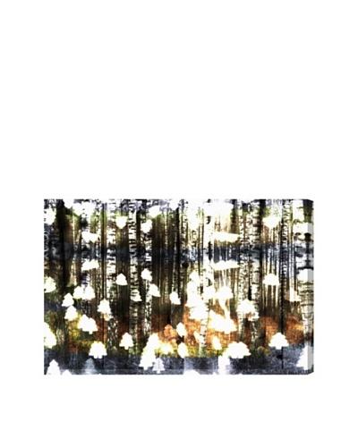 Oliver Gal Birch Land Canvas Art