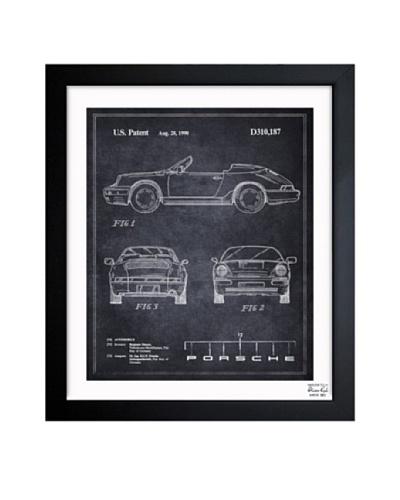 Oliver Gal Porsche 911 1990 Framed Print