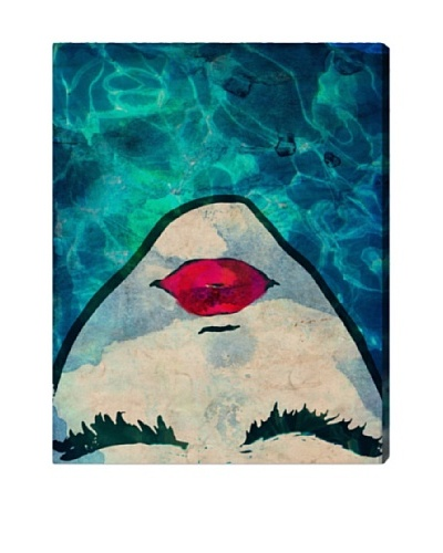 Oliver Gal Water Coveted Gicl 233 E Canvas Print 171 Modern
