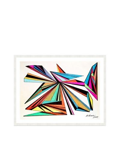"""Oliver Gal """"Architecta"""" Framed Giclée Print"""