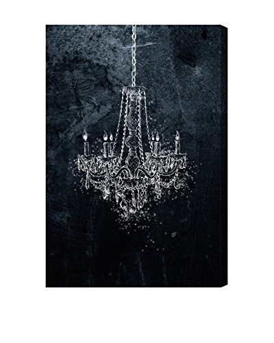 Oliver Gal Silver Dream Canvas Art