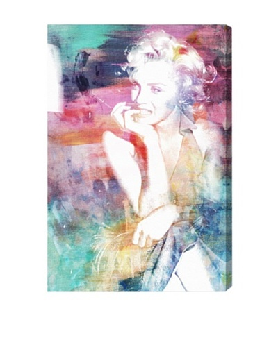 Oliver Gal My Norma Giclée Canvas Print