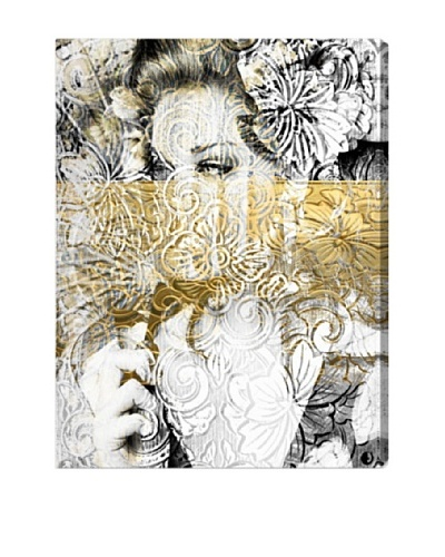 Oliver Gal Bloom Giclée Canvas Print