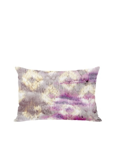 Oliver Gal by One Bella Casa Altaria Boudoir Pillow, Pink Multi