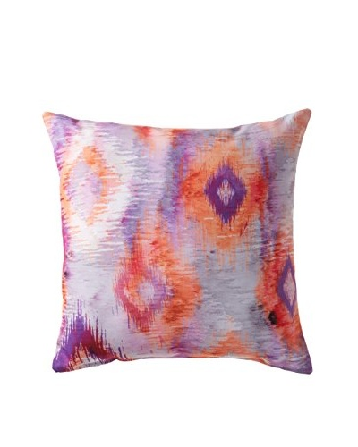 Oliver Gal by One Bella Casa Big In Japan Square Pillow, Multi