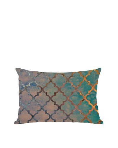 Oliver Gal by One Bella Casa Amour Arabesque Boudoir Pillow, Multi