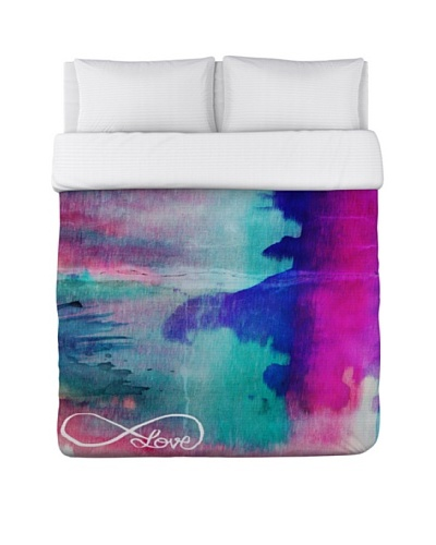 Oliver Gal by One Bella Casa Elysium Duvet Cover