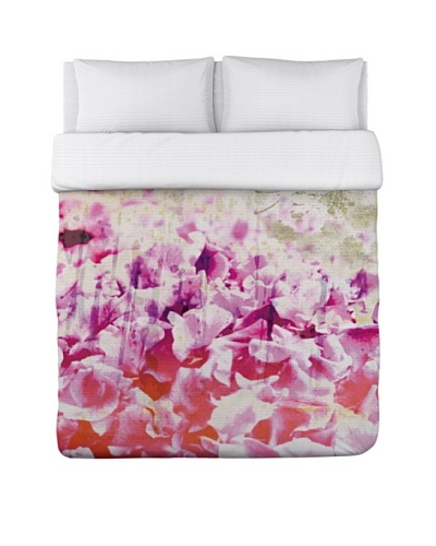 Oliver Gal by One Bella Casa Gold Spring Duvet Cover