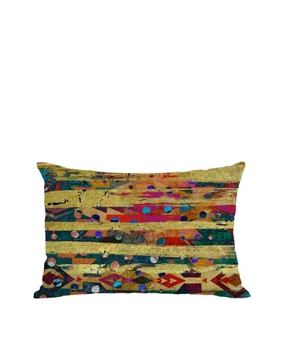 Oliver Gal by One Bella Casa Navajo Chief Boudoir Pillow, Multi