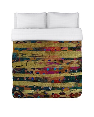Oliver Gal by One Bella Casa Navajo Chief Duvet Cover
