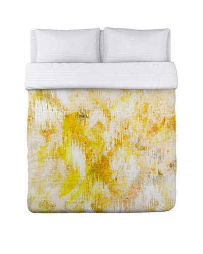 Oliver Gal by One Bella Casa Bird Song Duvet Cover