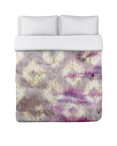 Oliver Gal by One Bella Casa Altaria Pink Multi Duvet Cover