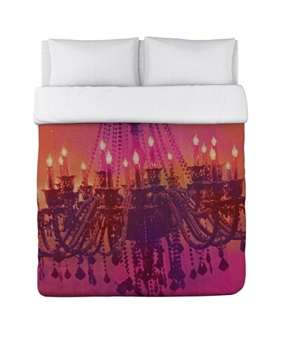 Oliver Gal by One Bella Casa Light Me Up Duvet Cover
