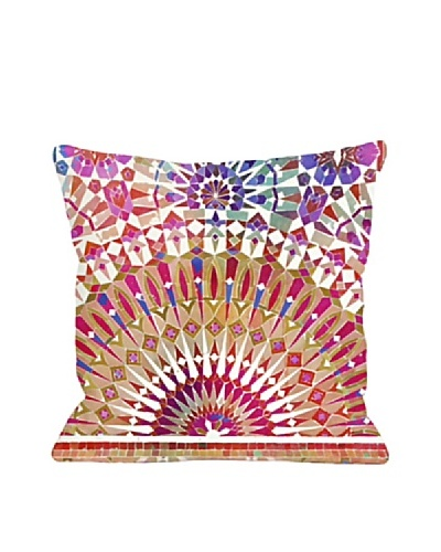 Oliver Gal by One Bella Casa Dounia Multi Square Pillow, Multi