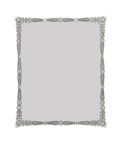 """Olivia Riegel Waldorf 8"""" x 10"""" Frame with Swarovski Crystals"""