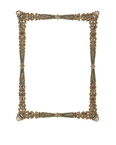 Olivia Riegel Smoked Topaz 5 x 7 Waldorf Frame