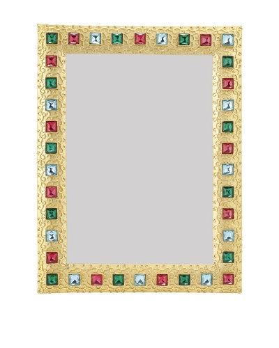 Olivia Riegel Kingston Frame with Hand-set Rhinestones, 5 x 7