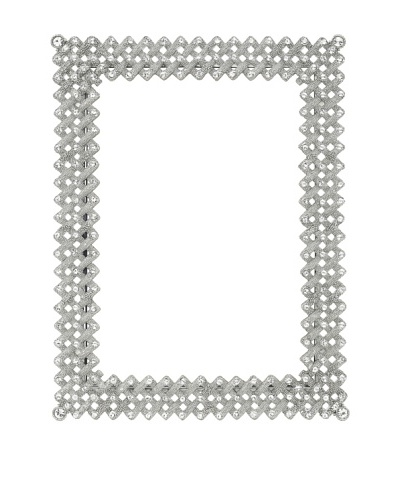 Olivia Riegel Lattice Frame with Swarovski Crystals