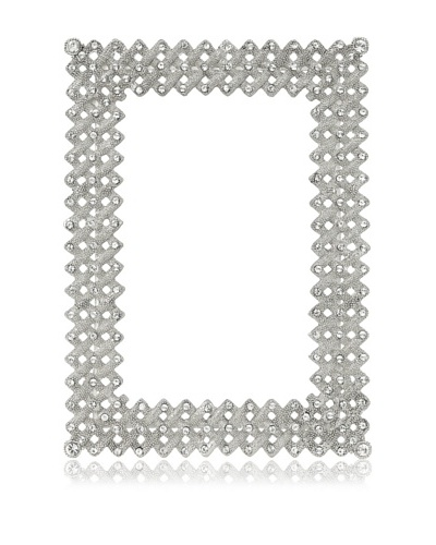 Olivia Riegel Lattice Frame with Swarovski® Crystals