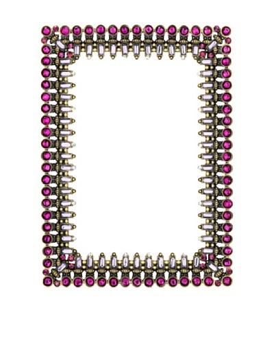 Olivia Riegel Amethyst Catherine Frame with Swarovski® Crystals