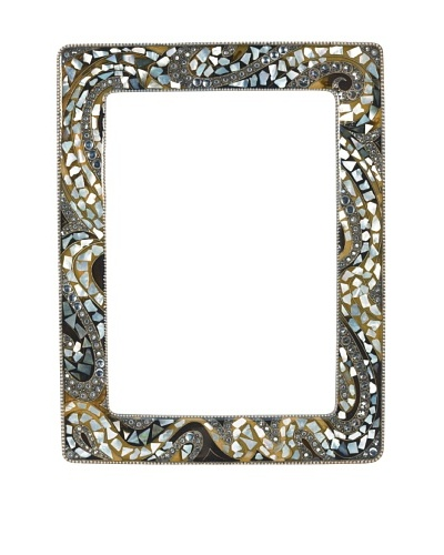 Olivia Riegel Mosaic 4 x 6 Mother Of Pearl Frame