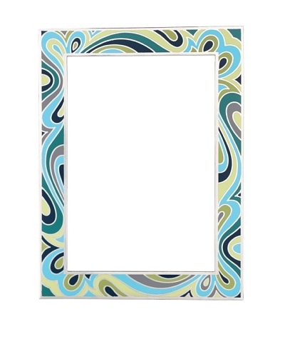 Olivia Riegel Pewter 4 x 6 Pia Frame