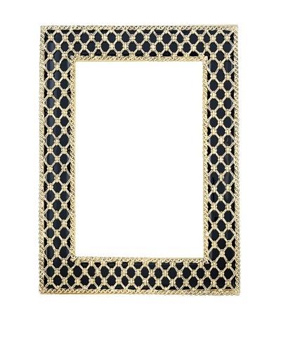 Olivia Riegel Susie Noir Pewter Frame, 4 x 6