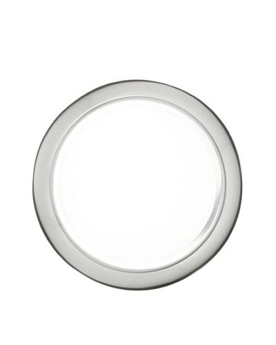 Oluce 1960 #164 Medium Wall/Ceiling Light, Polished Silver