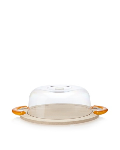 Omada Domed Cheese Tray with Handles