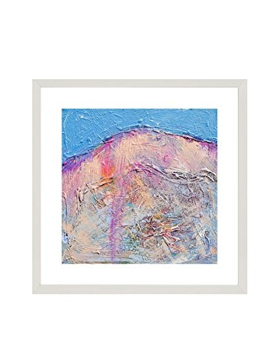 Omni Hill Under Blue Sky Limited Edition Framed Giclée