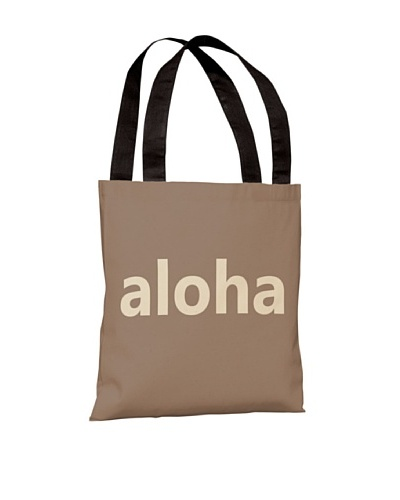One Bella Casa Aloha Beach Tote
