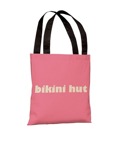 One Bella Casa Bikini Hut Beach Tote