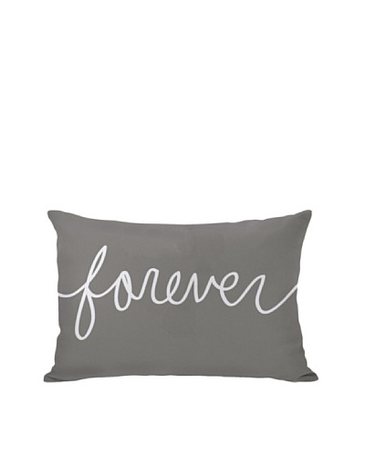 "One Bella Casa ""Forever"" Mix + Match Pillow"