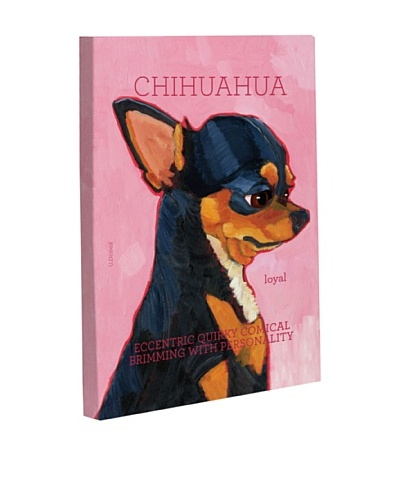 One Bella Casa Chihuahua 2 Giclée Canvas Wall Décor