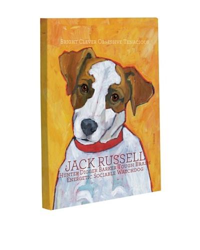 One Bella Casa Jack Russell 2 Giclée Canvas Wall Décor