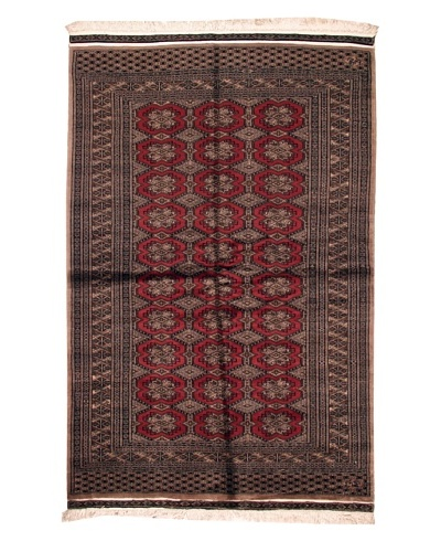 One of a Kind Hand-Knotted Cashmere Rug