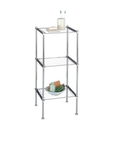 Organize It All Metro 3 Tier Shelf