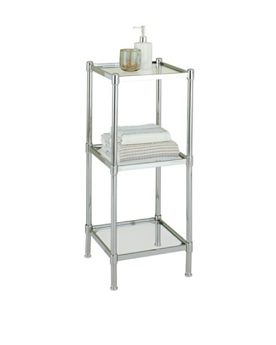 Organize It All Glacier 3-Tier Shelf