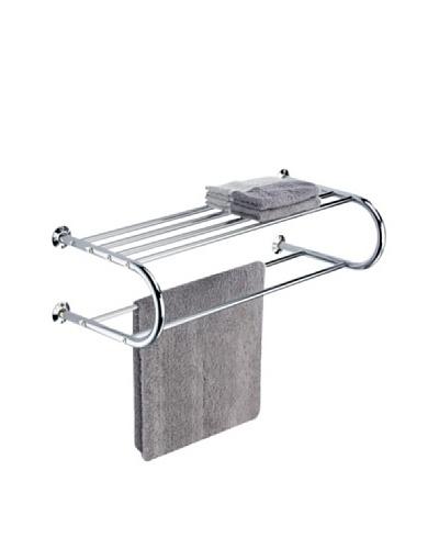 Organize It All Shelf with Towel Rack