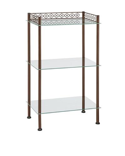 Organize It All Morocco 3-Tier Shelf