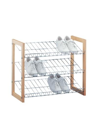 Organize It All 3-Tier Shoe Shelf
