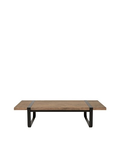 Orient Express Santa Fe Coffee Table, Java