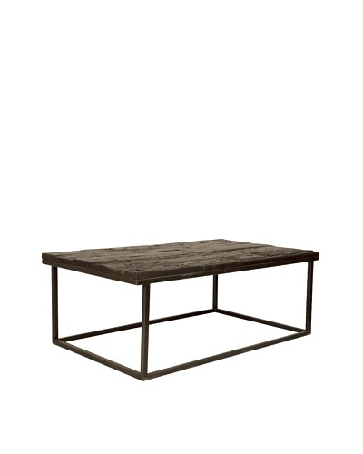 Orient Express Vista Rectangular Coffee Table, Reclaimed Pine