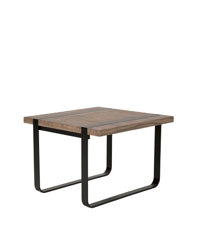 Orient Express Santa Fe End Table, Java