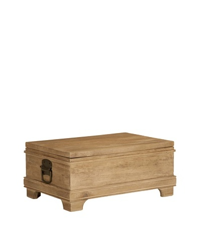 Orient Express Hudson Small Nest Trunk, Stone Wash