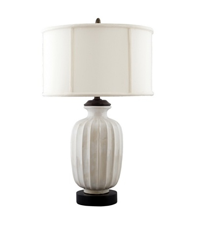 Oriental Danny Grooved Lamp